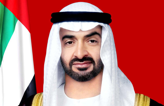 His Highness Sheikh Mohamed bin Zayed Al Nahyan (FILE)