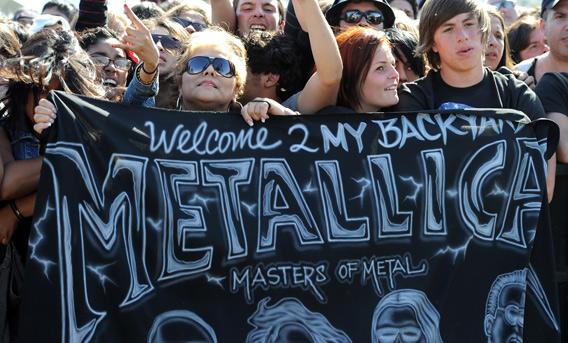 Metallica Fans: Home