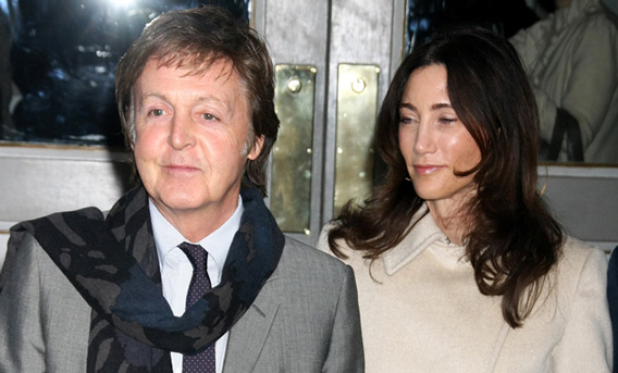 Sir Paul McCartney To Marry Any Time Now