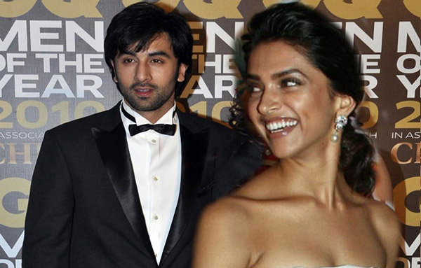 Ranbir Kapoor and Deepika Padukone. (AFP)