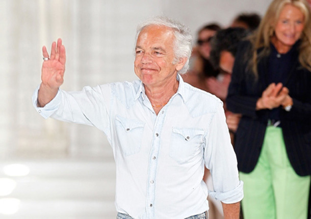 designer ralph lauren frvw  Fashion designer Ralph Lauren, the founder of Polo, left the City College  of New York business school to design ties for Beau Brummel