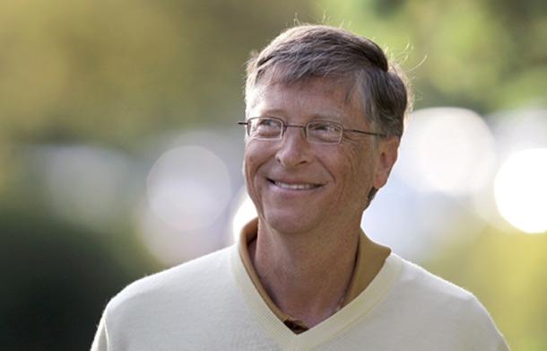 الصورة: Bill Gates thanks UAE for role in the fight to end world poverty