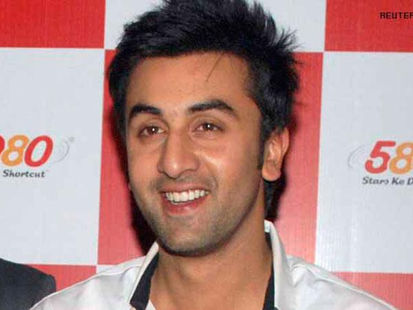 Ranbir Kapoor. (Reuters)