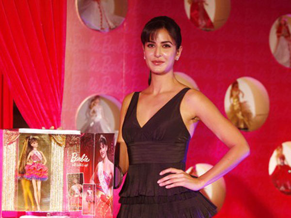 Katrina Kaif has to learn singing and para-gliding for 'Dhoom 3'. (AP)