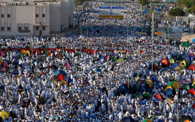 More than 1m pilgrims arrive in Saudi Arabia