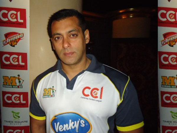Salman Khan. (Emirates 24|7)