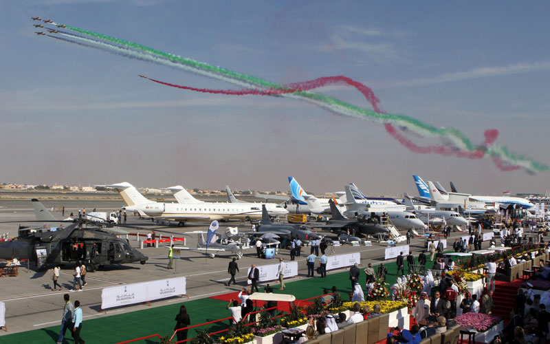 No Date Change For Dubai Airshow Emirates 24 7