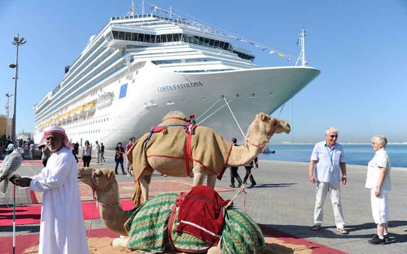 Image result for dubai cruise ship\