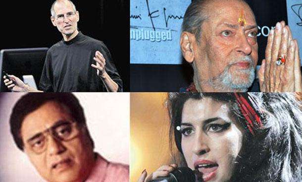 Celebrity deaths 2011
