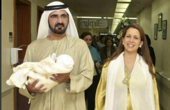 Mohammed is blessed with a baby boy, names him 'Zayed' - Emirates24|7