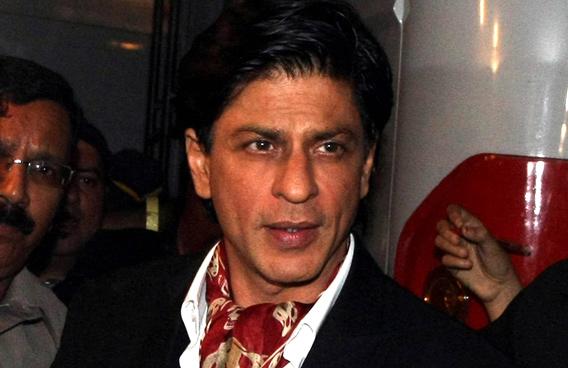 Shah Rukh Khan (AFP)