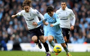 Photo: David Silva set for final season at Man City