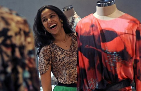 Designer Puts Luxury Tag On Made In India Label Lifestyle Emirates24 7