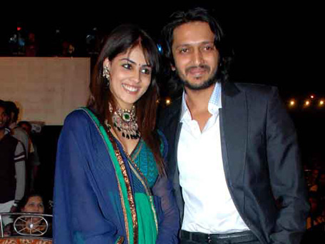 Happy wedding anniversary Genelia D Souza and Riteish Deshmukh