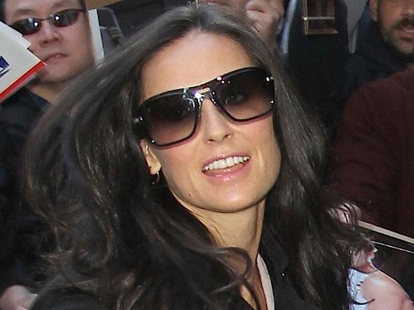 Hollywood actress Demi Moore. (BANG!)