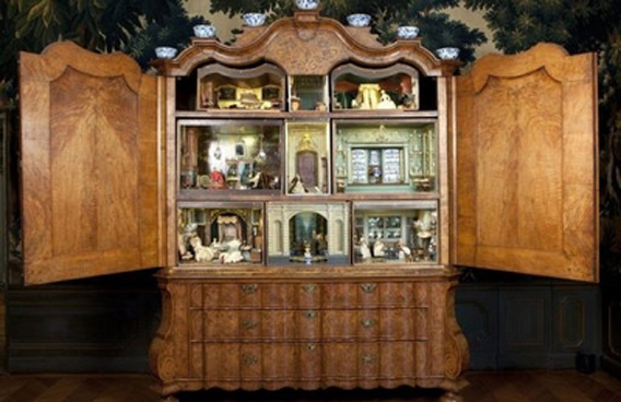 Dutch dolls' houses of the 17th century still fascinate - Emirates24|7