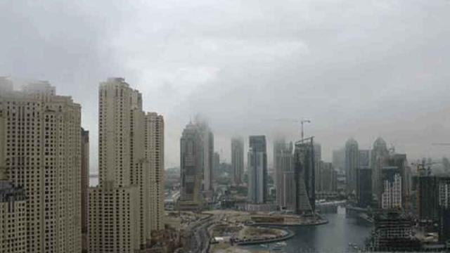 Weekend weather: Cloudy, hazy skies for UAE
