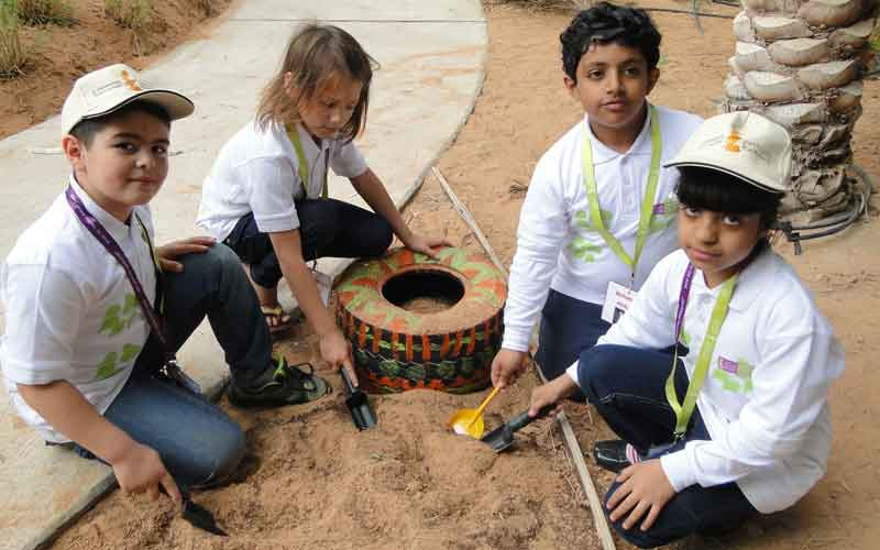 Children divided in teams will engage in well-structured activities (SUPPLIED)