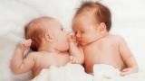 Photo: Twins born in different decades