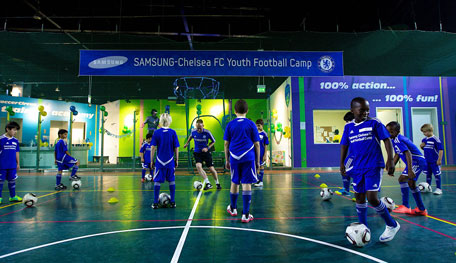Uae Youngsters Learn The Chelsea Way Sports Football Emirates24 7