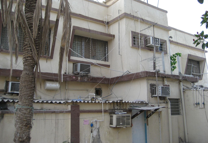 It is alleged that some villas are occupied by 50 bachelors or more. (All images: Supplied)