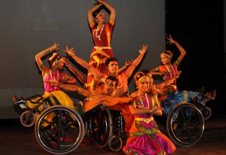 Ability Unlimited artists performing in UAE (SUPPLIED)