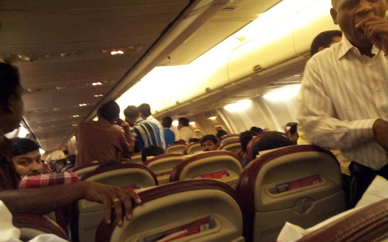 how to find out how full a flight is
