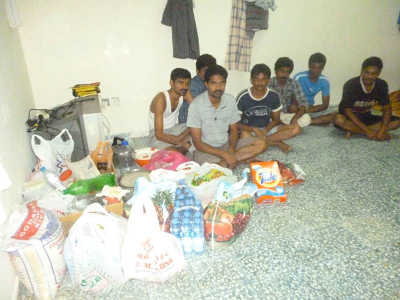 Indian Consulate Lets Homeless Unpaid Dubai Workers Sink