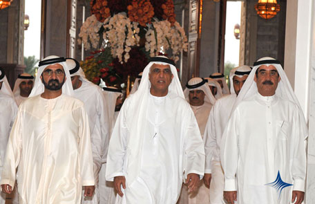 Mohammed Receives Rulers Of Uaq And Rak News Government Emirates24 7