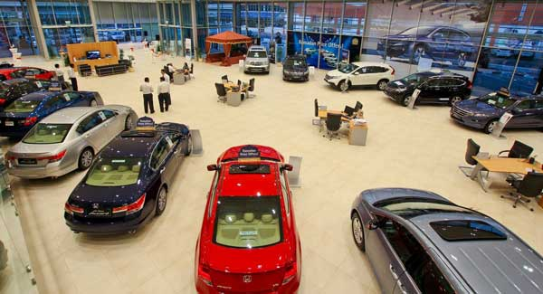 Al-Futtaim Honda opens bigger showroom in Sharjah