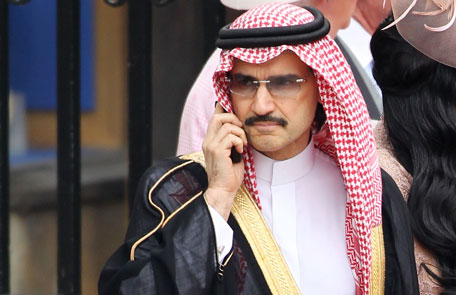 Prince Alwaleed Bin Talal Bin Abdulaziz (Getty Images)