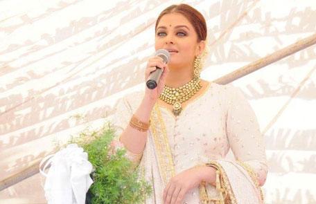 Aishwarya Rai Bachchan (FACEBOOK)