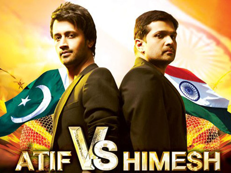 India vs Pakistan 'live' in Dubai: Song contest Sur