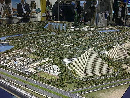 "Falconcity of Wonders announced by ""Taj Arabia"". (SUPPLIED)"