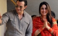 Photo: Hero at home: Kareena Kapoor refuses to work with Saif Ali Khan