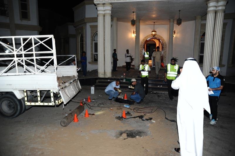 Cylinder explosion in Sharjah kills 1, 2 hurt - Emirates24|7