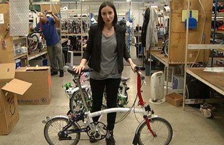 Brompton Bike Boom Fuelled By Asia Videos Emirates24 7