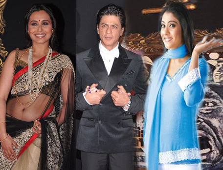 srk and rani relationship