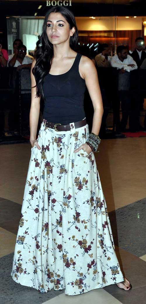 Bollywood actress Anushka Sharma (AFP)