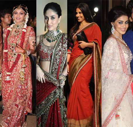 Bollywood S Best Bride Vidya Balan To Glam Out Aishwarya