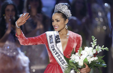 Miss Universe 2012: Miss USA wins crown