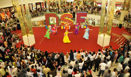 Dubai Shopping Festival 2013 (SUPPLIED)
