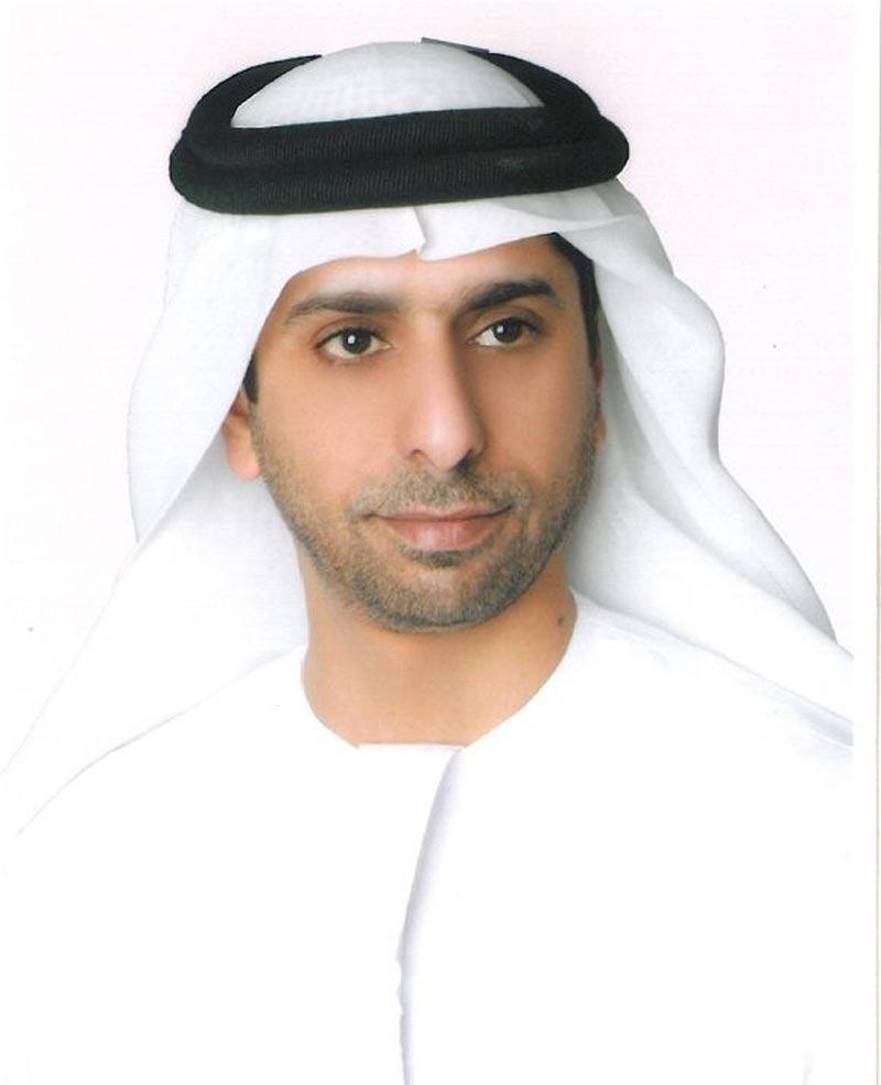Omar Al Meheiri, Director of the Development & Follow-up Department in CCCP