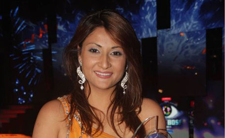 TV actress Urvashi Dholakia won Bigg Boss 6. (SUPPLIED)