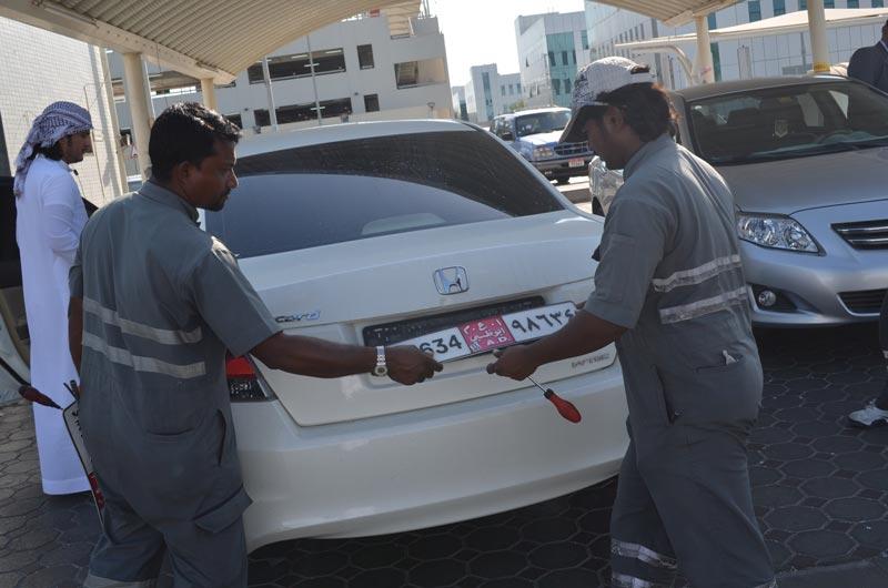 Jan 31 Deadline For New Abu Dhabi Number Plates Emirates24 7