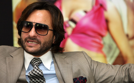 Saif Ali Khan Photo by Ashok Verma