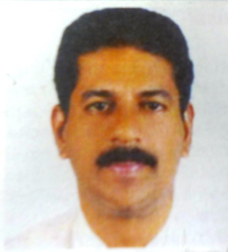 Abdul Hasik, who was killed while crossing Etihad Road in front of Ansar Mall in Sharjah on Sunday night.