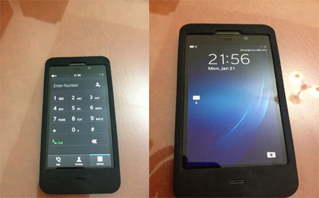 FIRST LOOK: The new BlackBerry Z10 may be priced at Dh2,500 to Dh2,999. (E 24|7)