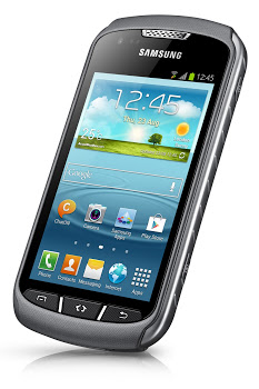 GALAXY Xcover 2 Phone. (SUPPLIED)