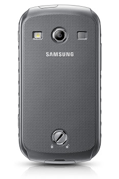 GALAXY Xcover 2 Product Image. (SUPPLIED)